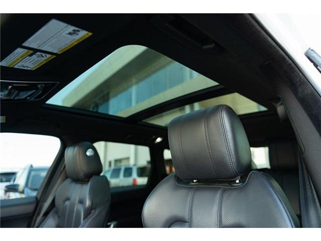 2016 Land Rover Range Rover Sport DIESEL Td6 HSE (Stk: P0681) in Ajax - Image 12 of 30
