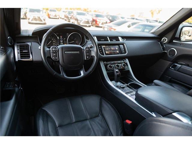 2016 Land Rover Range Rover Sport DIESEL Td6 HSE (Stk: P0681) in Ajax - Image 15 of 30