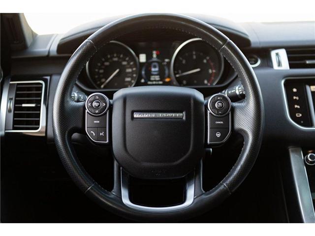 2016 Land Rover Range Rover Sport DIESEL Td6 HSE (Stk: P0681) in Ajax - Image 16 of 30