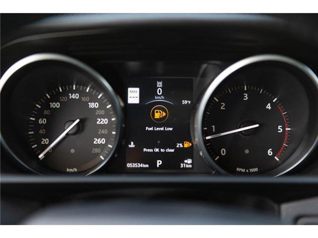 2016 Land Rover Range Rover Sport DIESEL Td6 HSE (Stk: P0681) in Ajax - Image 17 of 30