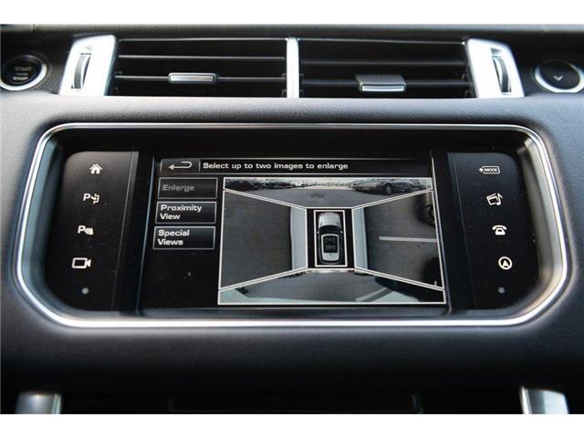 2016 Land Rover Range Rover Sport DIESEL Td6 HSE (Stk: P0681) in Ajax - Image 22 of 30