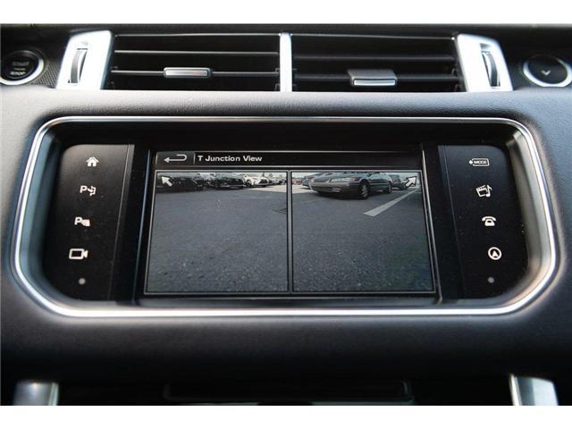 2016 Land Rover Range Rover Sport DIESEL Td6 HSE (Stk: P0681) in Ajax - Image 24 of 30