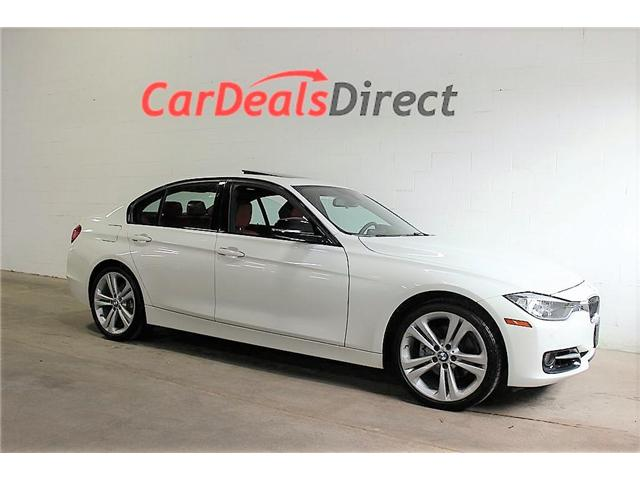 2015 BMW 328i xDrive (Stk: R85292) in Vaughan - Image 1 of 30