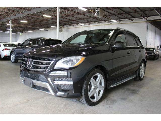2015 Mercedes-Benz M-Class Base (Stk: 511951) in Vaughan - Image 4 of 30