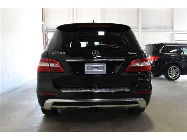 2015 Mercedes-Benz M-Class Base (Stk: 511951) in Vaughan - Image 7 of 30