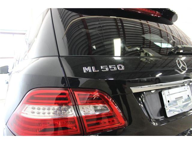 2015 Mercedes-Benz M-Class Base (Stk: 511951) in Vaughan - Image 10 of 30