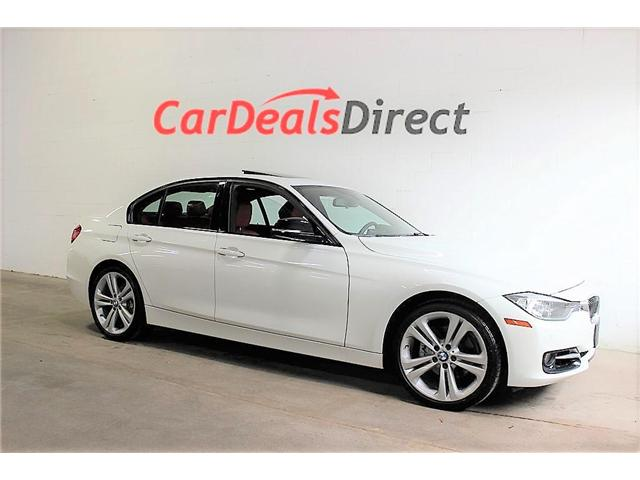 2014 BMW 328i xDrive (Stk: 545237) in Vaughan - Image 1 of 30