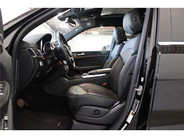 2015 Mercedes-Benz GL-Class Base (Stk: 573175) in Vaughan - Image 15 of 30
