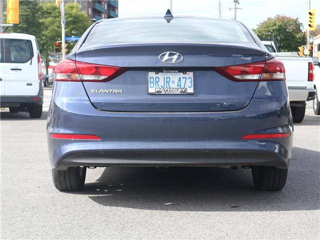2017 Hyundai Elantra  (Stk: 3318) in Ottawa - Image 6 of 20