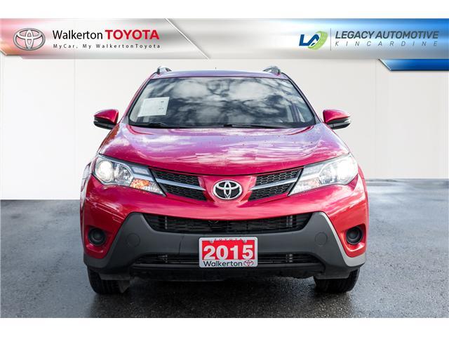 2015 Toyota RAV4 LE (Stk: P8167) in Kincardine - Image 2 of 17