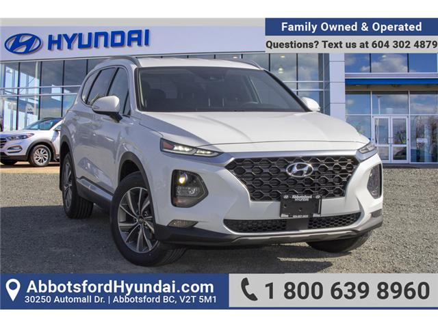 2019 Hyundai Santa Fe Preferred 2.0 (Stk: KF025208) in Abbotsford - Image 1 of 29