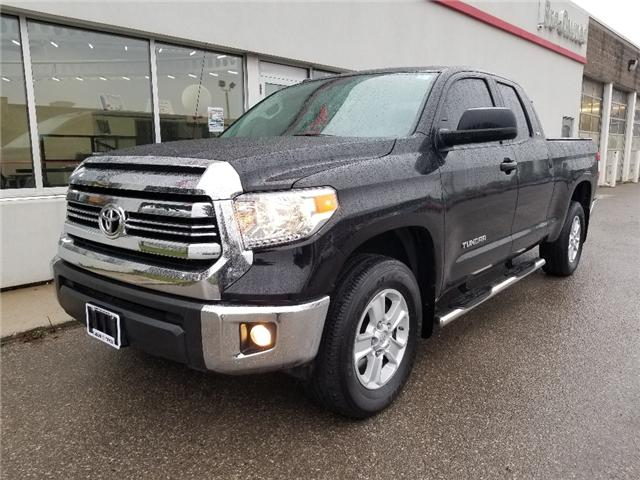 2016 Toyota Tundra SR5 4.6L V8 (Stk: A01524) in Guelph - Image 1 of 25