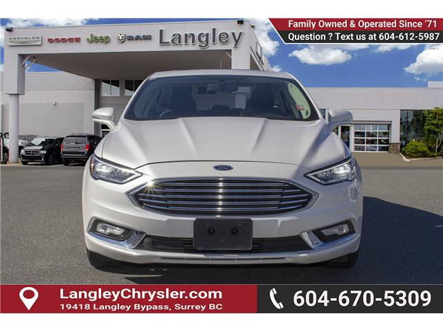 2017 Ford Fusion Titanium (Stk: EE893770A) in Surrey - Image 2 of 25