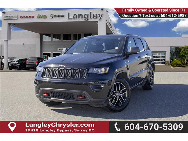 2018 Jeep Grand Cherokee Trailhawk (Stk: EE898460) in Surrey - Image 3 of 29