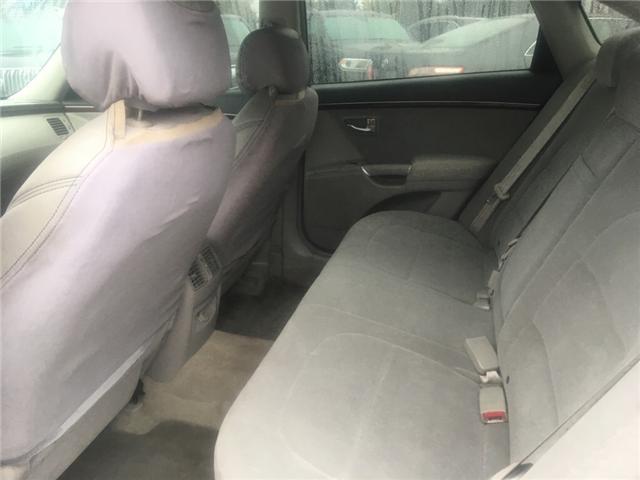 2006 Hyundai Azera Base (Stk: 110609) in Toronto - Image 8 of 13