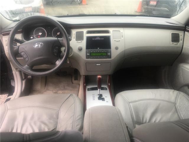 2006 Hyundai Azera Base (Stk: 110609) in Toronto - Image 9 of 13
