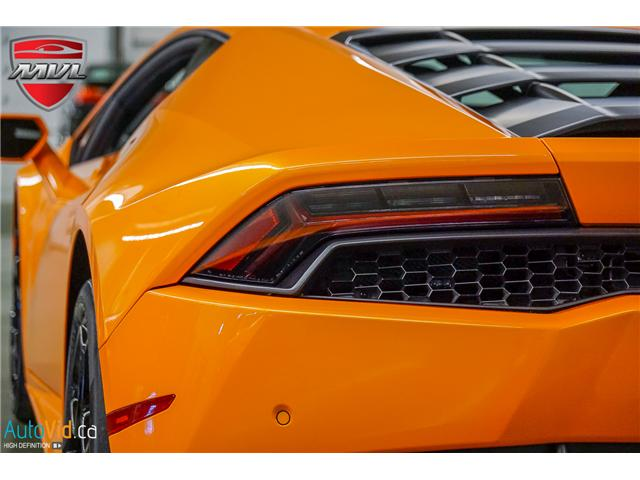 2015 Lamborghini Huracan LP610-4 (Stk: ) in Oakville - Image 15 of 43