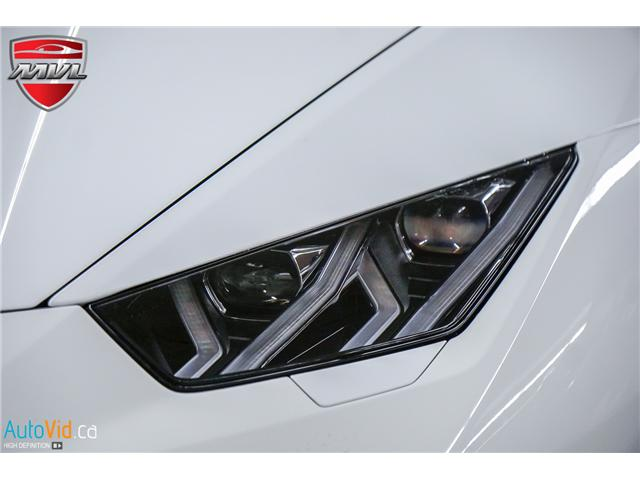 2017 Lamborghini Huracan LP610-4 (Stk: ) in Oakville - Image 16 of 50