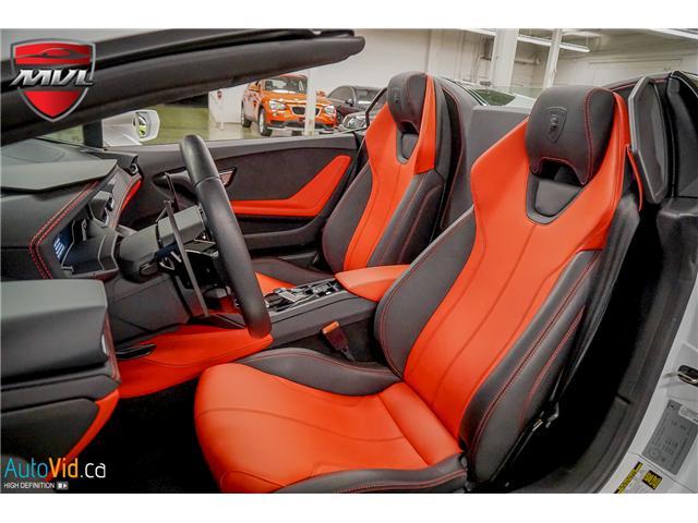 2017 Lamborghini Huracan LP610-4 (Stk: ) in Oakville - Image 32 of 50