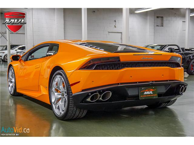 2015 Lamborghini Huracan LP610-4 (Stk: ) in Oakville - Image 10 of 39