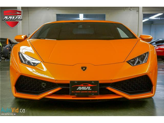 2015 Lamborghini Huracan LP610-4 (Stk: ) in Oakville - Image 17 of 39