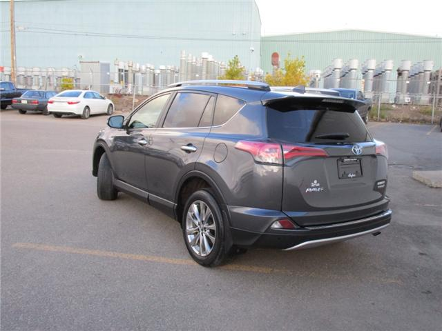 2016 Toyota RAV4 Hybrid Limited (Stk: 1837281) in Regina - Image 2 of 41