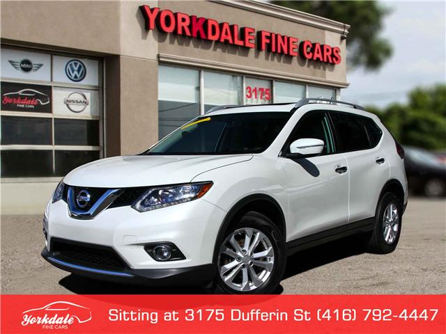 2015 Nissan Rogue SV (Stk: SA8447) in Toronto - Image 1 of 29