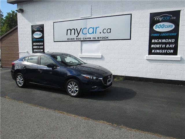2017 Mazda Mazda3 SE (Stk: 181444) in North Bay - Image 2 of 13