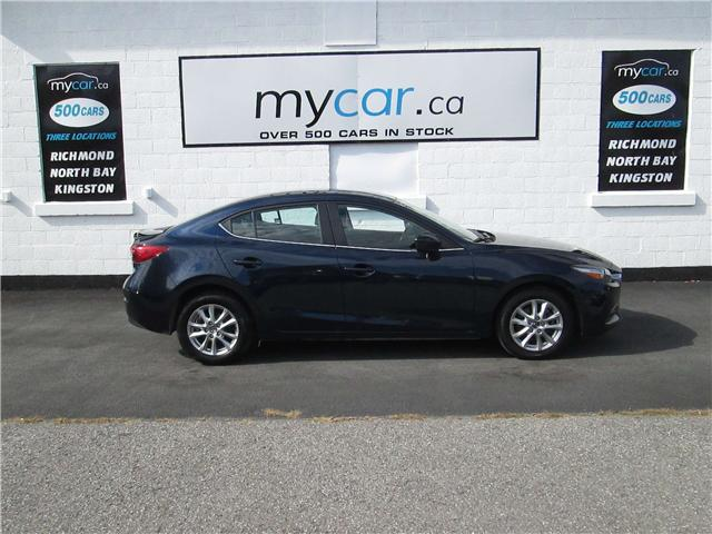 2017 Mazda Mazda3 SE (Stk: 181444) in North Bay - Image 1 of 13