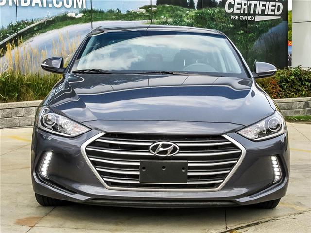 2017 Hyundai Elantra GL (Stk: U06285) in Toronto - Image 2 of 20