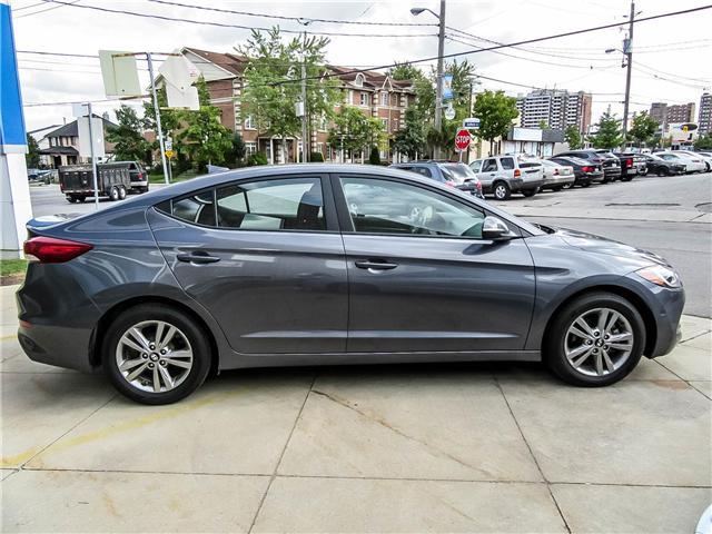 2017 Hyundai Elantra GL (Stk: U06285) in Toronto - Image 3 of 20