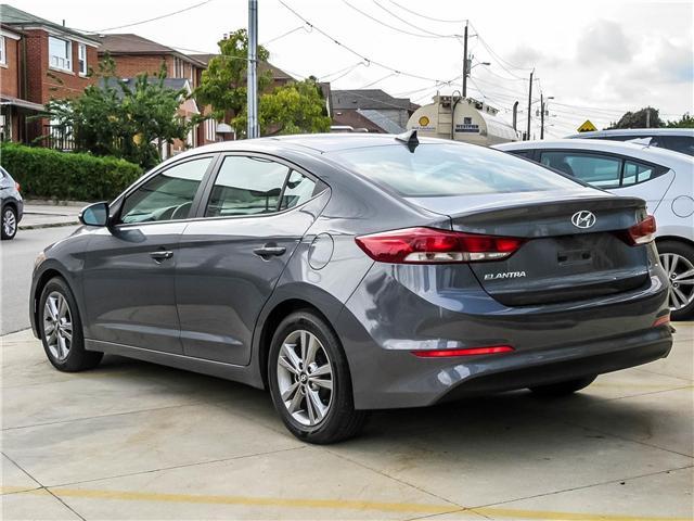 2017 Hyundai Elantra GL (Stk: U06285) in Toronto - Image 5 of 20
