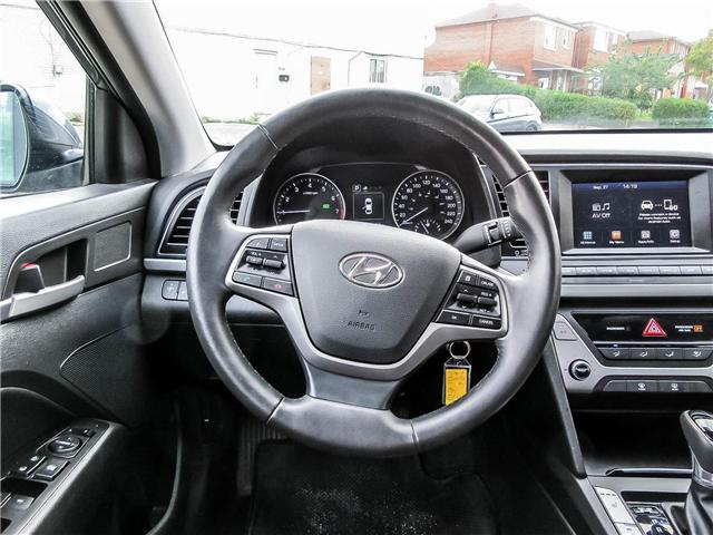 2017 Hyundai Elantra GL (Stk: U06285) in Toronto - Image 11 of 20