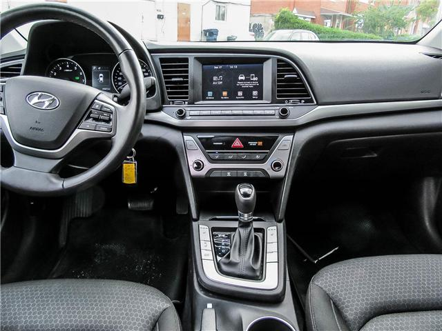 2017 Hyundai Elantra GL (Stk: U06285) in Toronto - Image 12 of 20