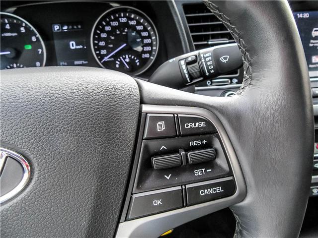 2017 Hyundai Elantra GL (Stk: U06285) in Toronto - Image 18 of 20