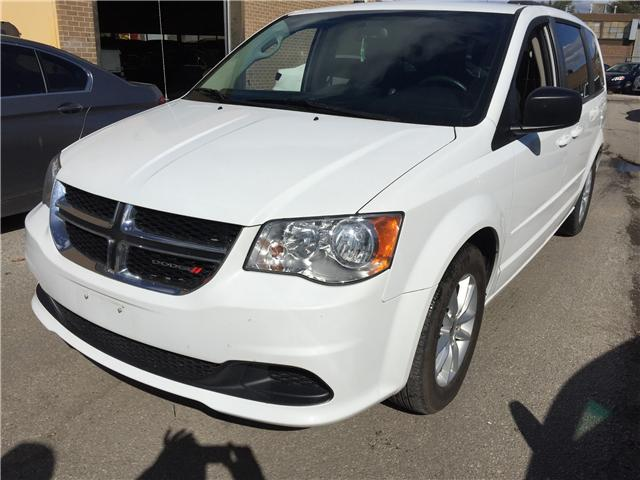 2014 Dodge Grand Caravan  (Stk: C7408ax) in North York - Image 1 of 5