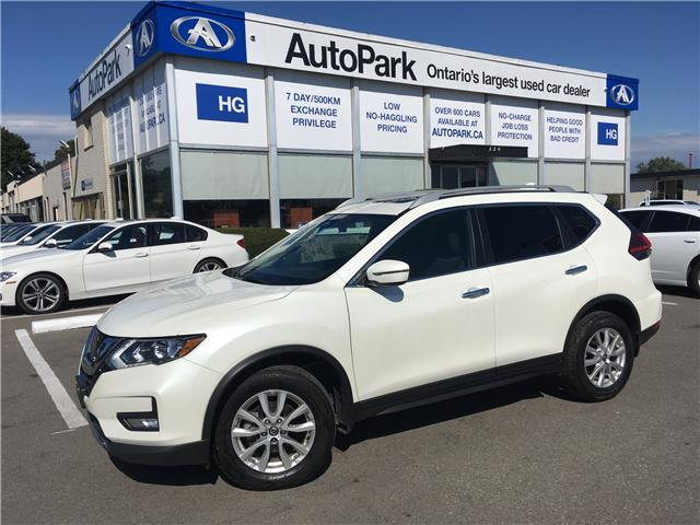 2017 Nissan Rogue SV (Stk: 17-38173) in Brampton - Image 1 of 25