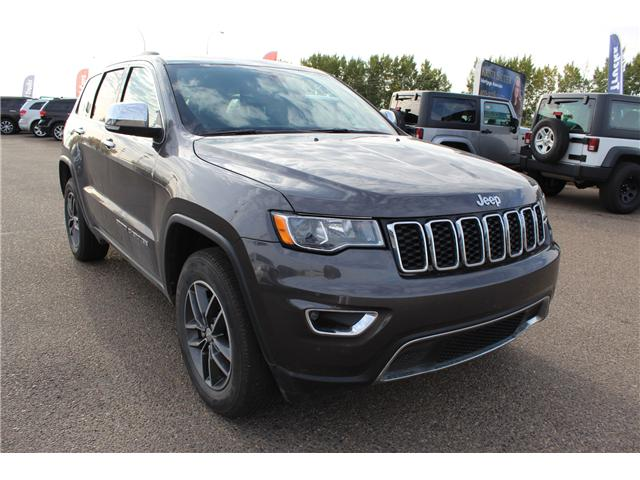 2018 Jeep Grand Cherokee Limited (Stk: 168763) in Medicine Hat - Image 1 of 27