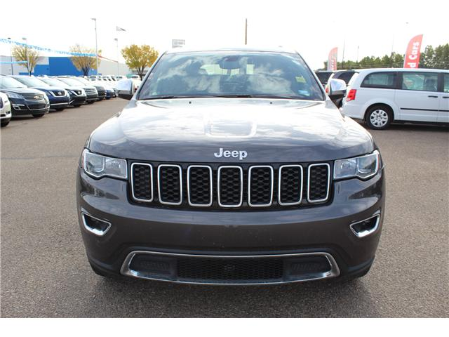 2018 Jeep Grand Cherokee Limited (Stk: 168763) in Medicine Hat - Image 2 of 27