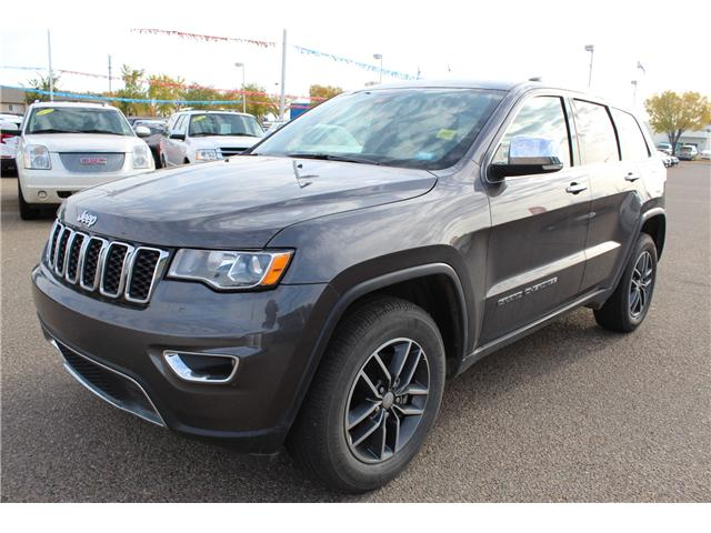 2018 Jeep Grand Cherokee Limited (Stk: 168763) in Medicine Hat - Image 3 of 27