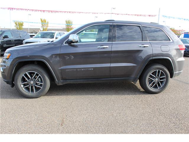 2018 Jeep Grand Cherokee Limited (Stk: 168763) in Medicine Hat - Image 4 of 27