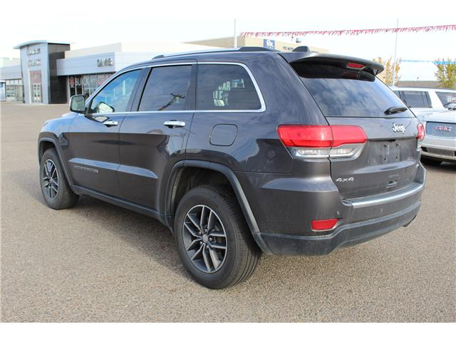 2018 Jeep Grand Cherokee Limited (Stk: 168763) in Medicine Hat - Image 5 of 27