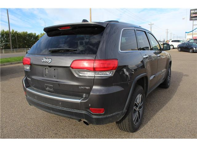 2018 Jeep Grand Cherokee Limited (Stk: 168763) in Medicine Hat - Image 7 of 27