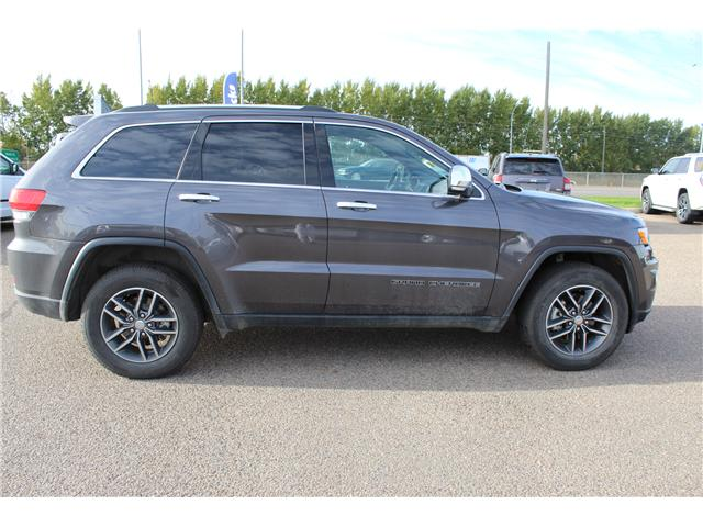 2018 Jeep Grand Cherokee Limited (Stk: 168763) in Medicine Hat - Image 8 of 27