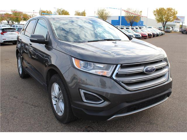 2018 Ford Edge SEL (Stk: 168762) in Medicine Hat - Image 1 of 25