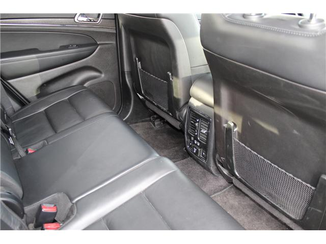 2018 Jeep Grand Cherokee Limited (Stk: 168763) in Medicine Hat - Image 11 of 27