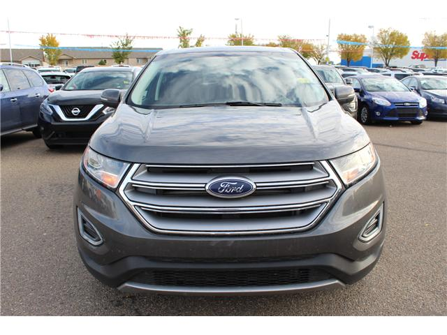 2018 Ford Edge SEL (Stk: 168762) in Medicine Hat - Image 2 of 25