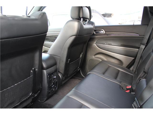 2018 Jeep Grand Cherokee Limited (Stk: 168763) in Medicine Hat - Image 15 of 27