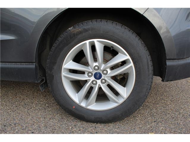 2018 Ford Edge SEL (Stk: 168762) in Medicine Hat - Image 8 of 25