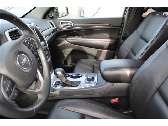 2018 Jeep Grand Cherokee Limited (Stk: 168763) in Medicine Hat - Image 18 of 27